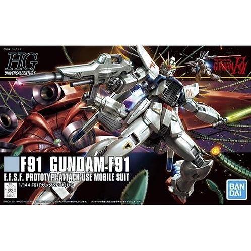 F91 Gundam F91 HGUC