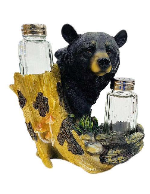 """6.25"""" Beary Spicy Holder"""