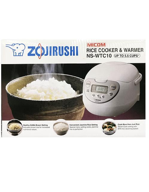 Zojirushi 5.5 Cups  Rice Cooker&Warmer