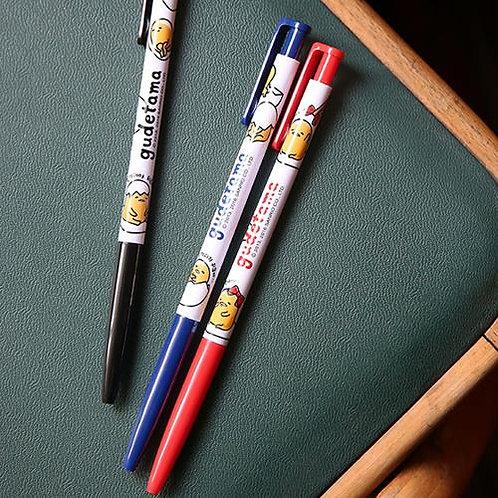 0.48mm Gudetama Ballpoint Pens