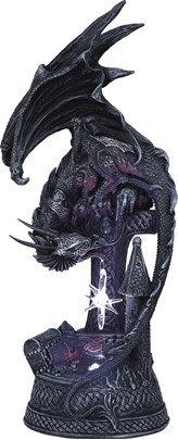 """12"""", Black Dragon (LED Light)"""