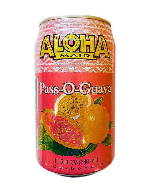 11.5fl.oz Aloha Pass-O-Guava