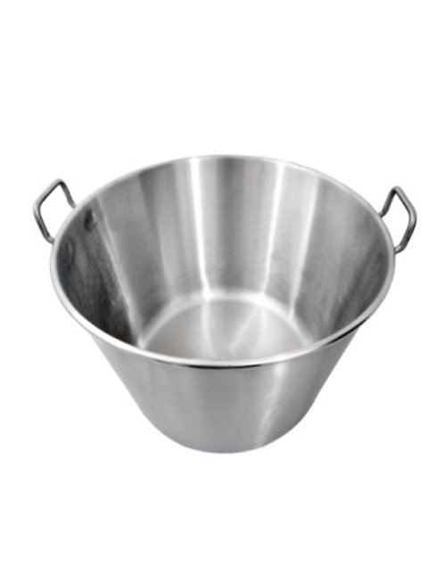 50cm Stainless Steel Comal/Cazos