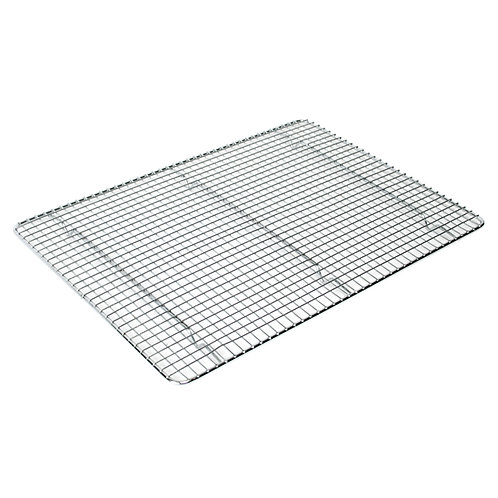 "16"" X 23 3/4"" , Icing/Cooling Rack With Built-In Feet, Chrome"