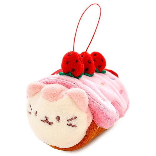 Kittyroll Plush Keychain
