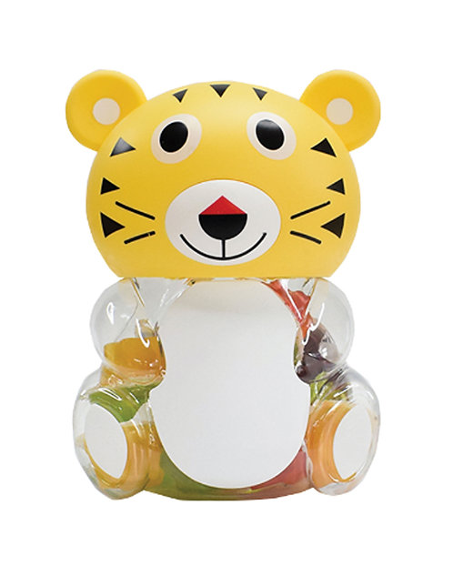 DF Mini Tiger Jelly Pudding Cup
