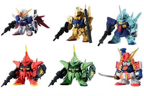 Gundam Capsule Toy
