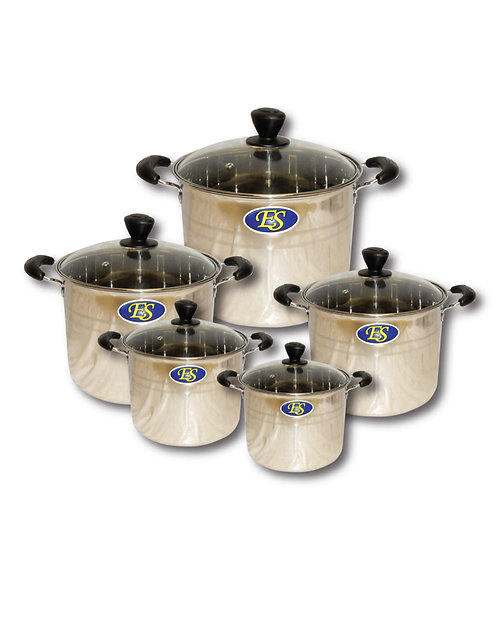 18cm S/S Cooking Pot