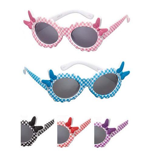 Girl's Fashion Sunglasses Shirt Design