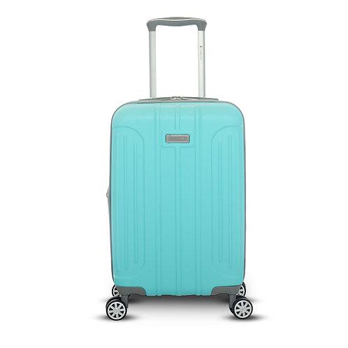 """20"""", 8, Wheel Luggage Tiffany Blue"""