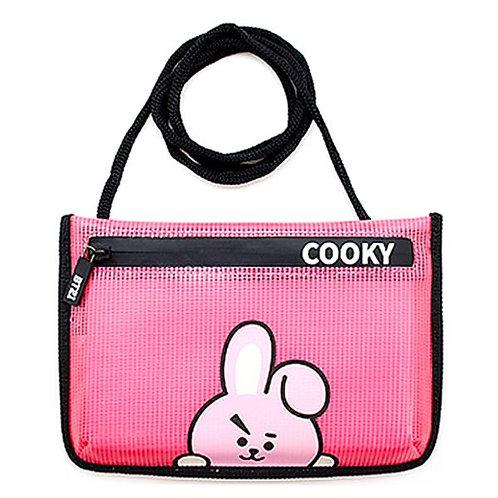 BT21 TP Cross Bag - Cooky