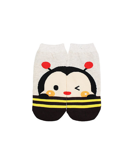 Couple Socks- Honey Bee