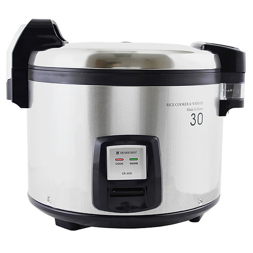 30 Cup Rice Cooker, NSF/ETL Certifiled