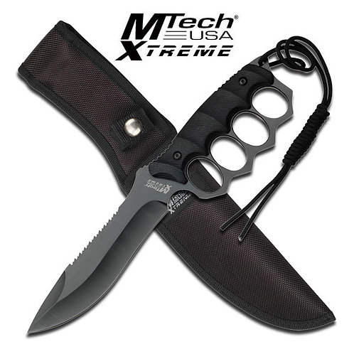 """12.5"""" Overall Fixed Blade Knife"""