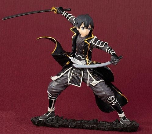 16cm Sword Art Online: Code Register Goukai - Tiger in the Dark - Kirito Figure