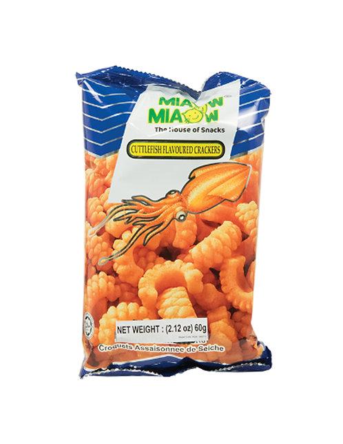 2.12oz, MM Cuttlefish Crackers