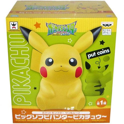 22CM Pikachu Coin Bank