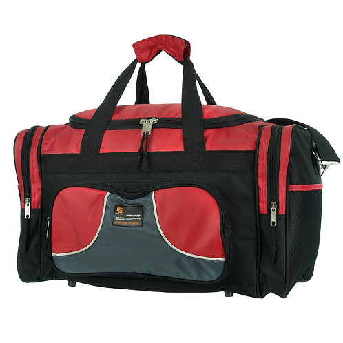 "20"" Dufflebag Carry-On - Red"