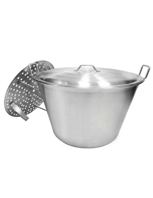 60CM CAZO Style Stainless Steel Steamers