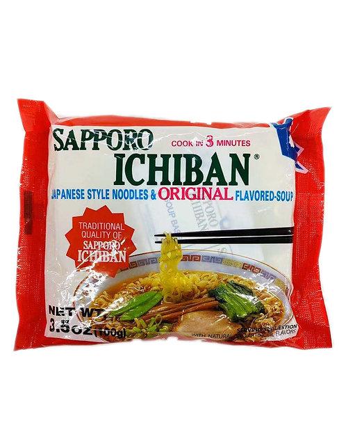 3.5oz Sapporo Ichiban Original Noodle