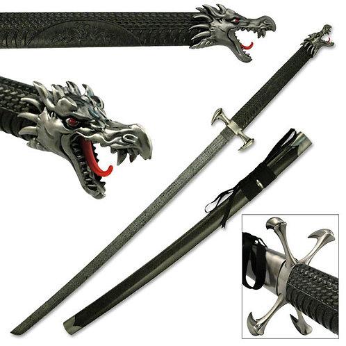 41'' Overall Dragon Sword,Dragon Claw Katana