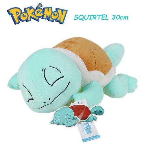 30cm, Pokemon Sleeping Squirtle Plush