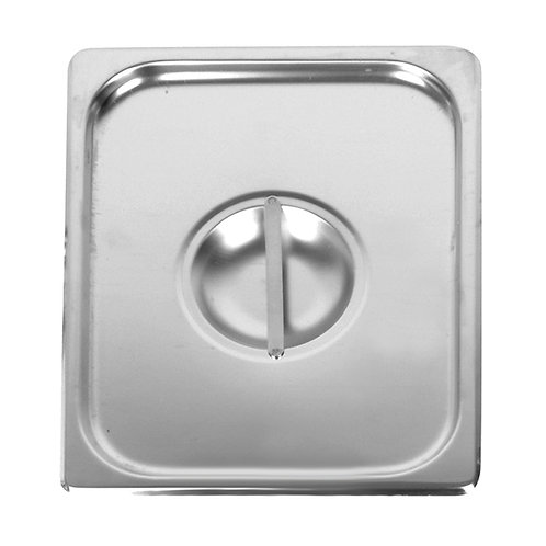 2/3, Size Solid Cover For Steam Pans
