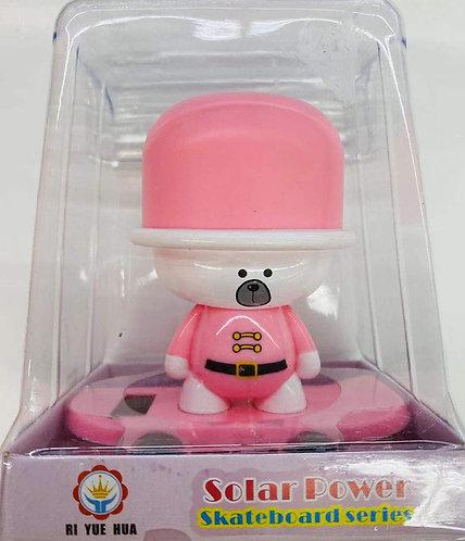 Solar Toy Solider Bear