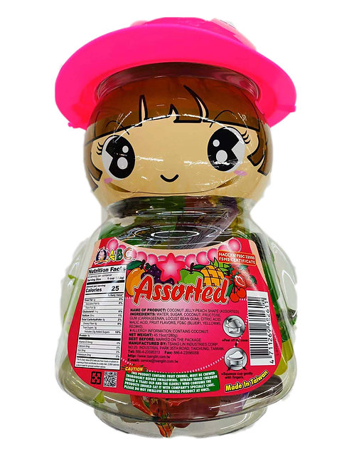 45.1oz Assorted Fruit Flavor Jelly