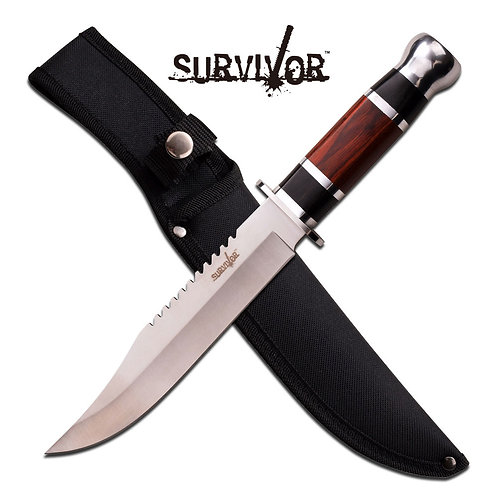 12'' Overall Fixed Blade Knife