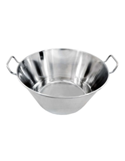 40cm Stainless Steel Comal/Cazos