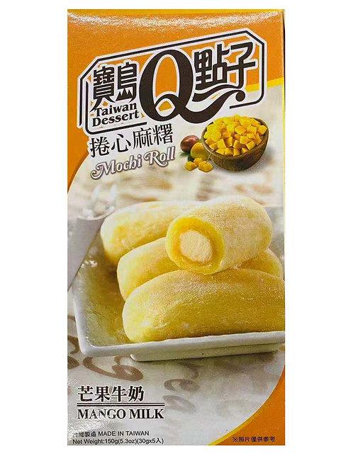Mochi Roll Mango