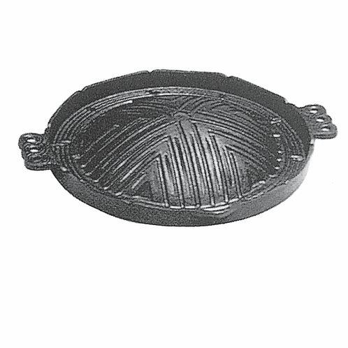 26cm BBQ Plate