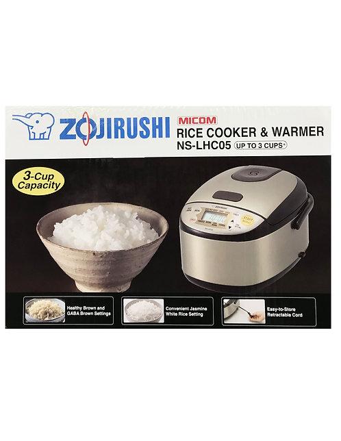 Zojirushi 3 Cups Rice Cooker&Warmer