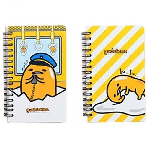Gudetama Lazy Handy Notebook
