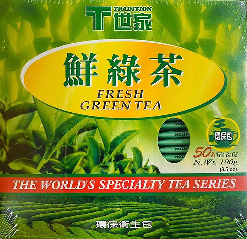 3.5oz Tradition Green Tea