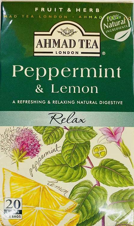 1.1oz Peppermint and Lemon Tea