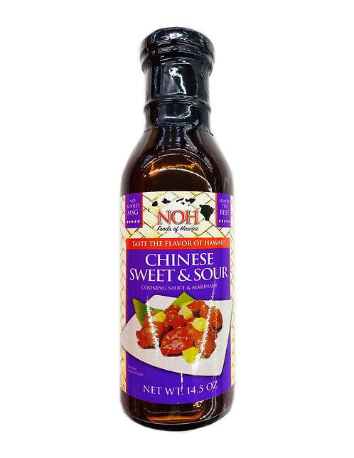 14.5oz NOH Chinese Sweet&Sour Sauce