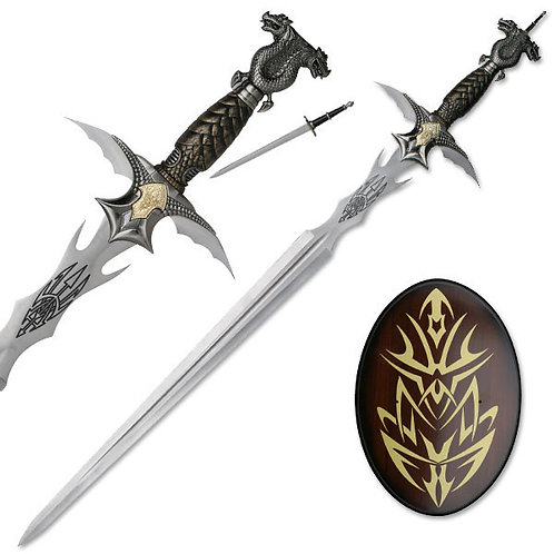 33.5'' Overall Fantasy Sword