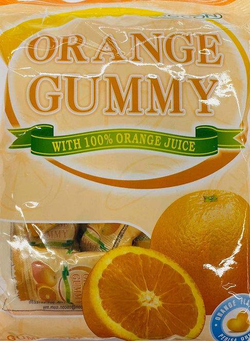 3.5oz Orange Gummy