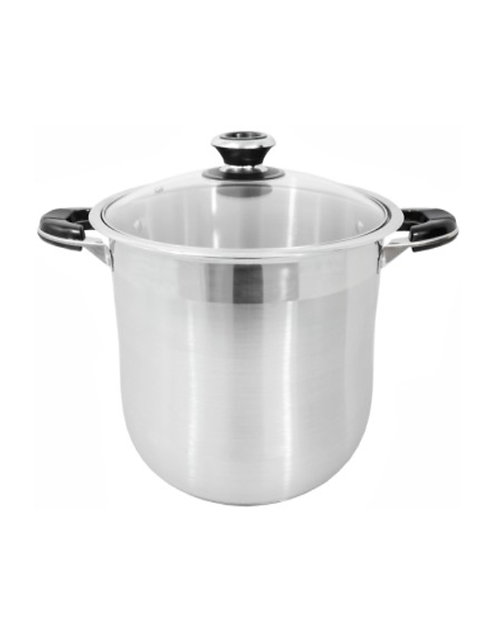 30QT Stainless Steel Stockpots