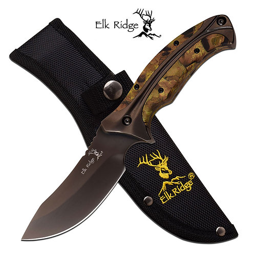 8.75'' Overall Fixed Blade Knife