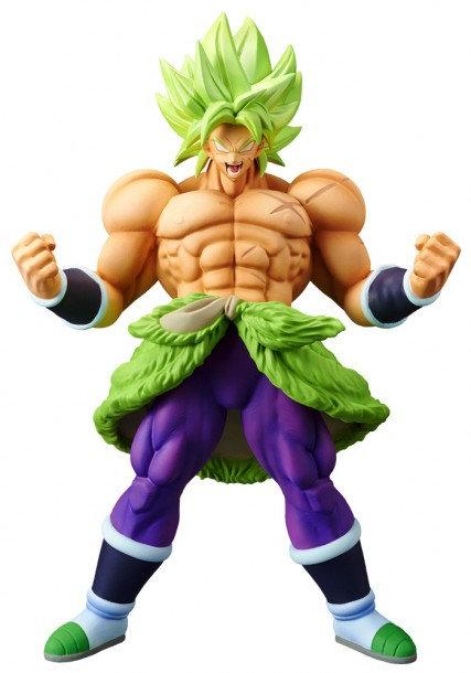 23cm Dragon Ball Super Movie - Super Broly Chokoku Buyuden Full Power  Figure