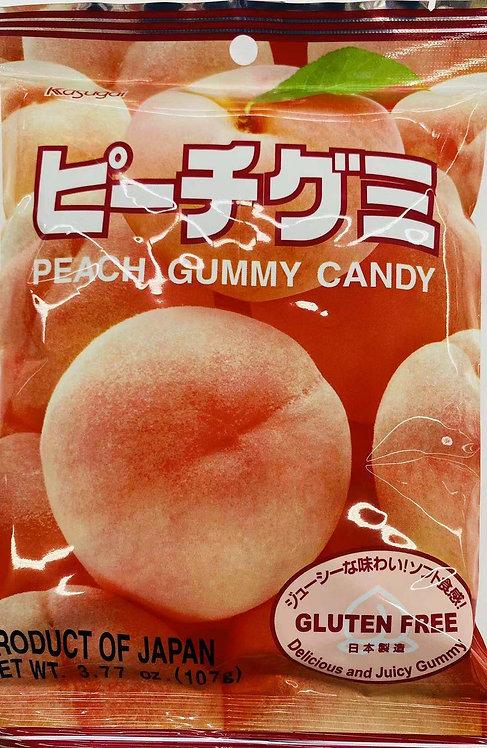3.77oz Peach Gummy