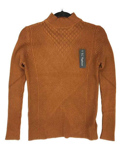 Women Knitting Sweater Style 4