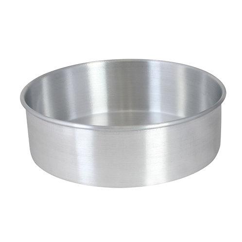 "12""x2"" Aluminum Cake Pan"
