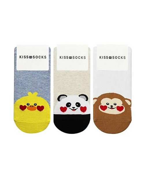 Women's Socks Cute Animal Face