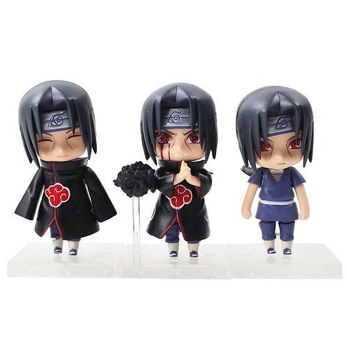 """4"""" Naruto Shippuden Itachi Figure"""