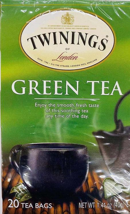 1.41oz Twinings Green Tea