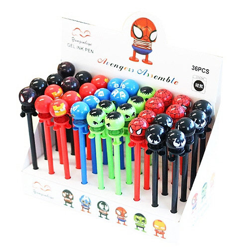 Avengers Assemble Gel Pen